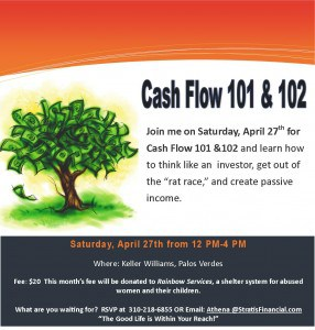 CashFlow 101 and 102