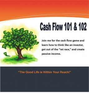 Cash flow 101 and 102