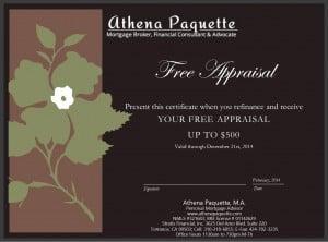 Free Appraisal