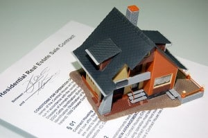 house, contract