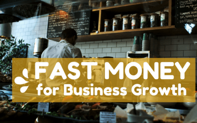 Fast Money For Entrepreneurs and Business Owners