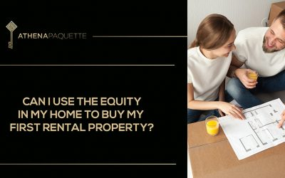 Can I use the equity in my home to buy my first rental property?